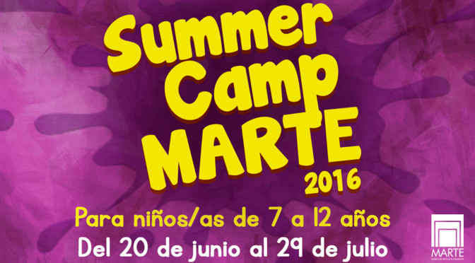 Summer Camp 2016/Curso de Verano 2016