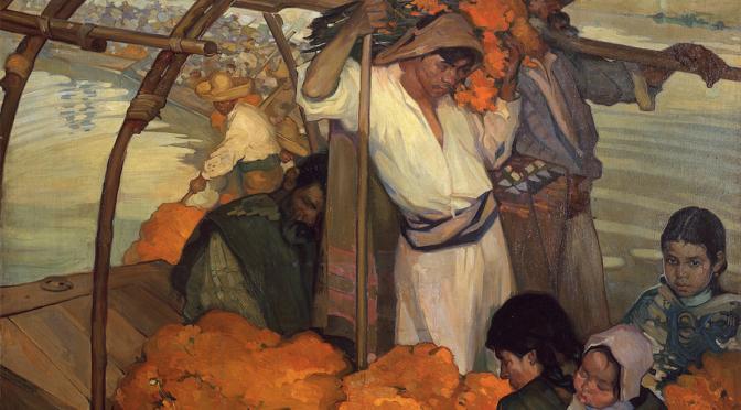 Saturnino Herrán y el modernismo hispanoamericano en el MUNAL