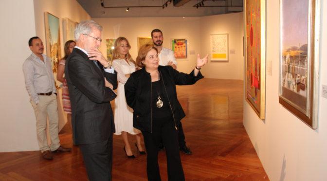 Arte español a plenitud: colección MAXAM